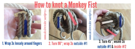 Monkey Fist -large