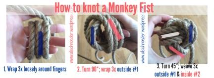 Monkey Fist -large