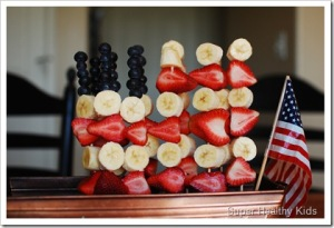 4th fruit skewers