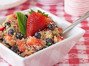 4th quinoa salad